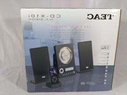 Mint Teac MC-DX32i Micro Hifi System with iPod Docking Stati