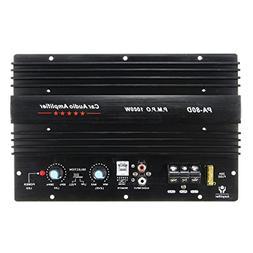 12V 1000W Mono Car Audio Power Amplifier Powerful Bass Subwo