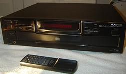 Kenwood Multiple Compact Disc 5 CD Player Changer DP - R4060