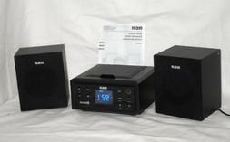 RCA Music System with Bluetooth Wireless Technology  - Black