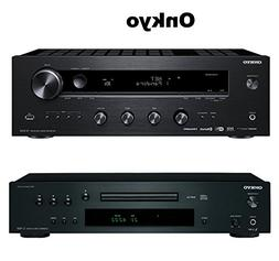 Onkyo Network Stereo Audio Component Receiver,  + Onkyo C-70