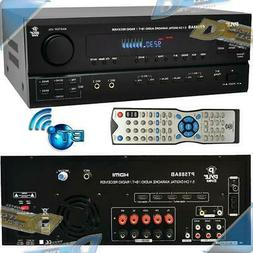 NEW Pyle 5.1 Channel Home Theater/Karaoke Mic Stereo Receive