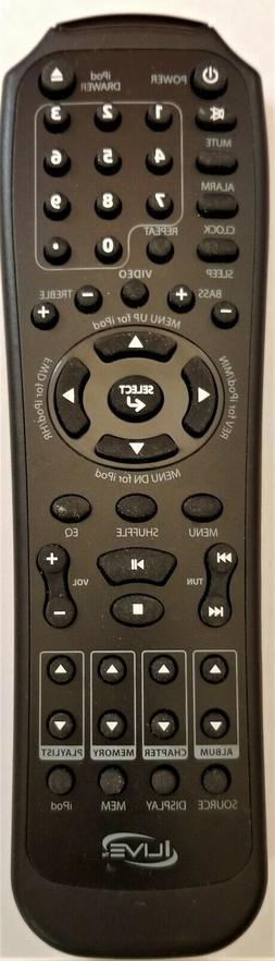 New: Genuine Original iLive Soundbar Remote Model # ITP231B