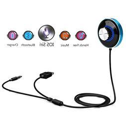 OceanHeart Wireless Bluetooth 4.0 Receiver Adapter Hands-fre