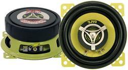 Pair PYLE PLG4.2 4-Inch 140 Watt Two-Way Speakers New