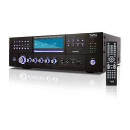 Pyle PD3000BT Bluetooth 4 Channel Home Theater Preamplifier
