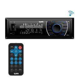 Pyle PLRMR27BTB Bluetooth Marine Receiver Stereo MP3/USB/SD