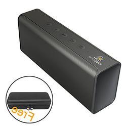 Portable Bluetooth Speakers, RAVEtone 20W Wireless HD Stereo