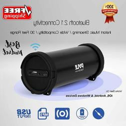 Portable Rechargeable Wireless Home Speaker Surround Boombox