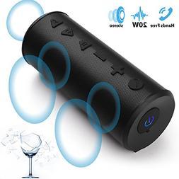 Bluetooth-Speakers-Portable-Wireless-Speaker, 20W Big Migicb