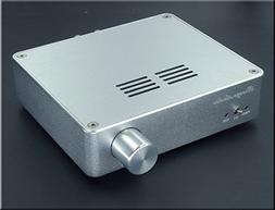 The new high-power digital amplifier TDA7498E digital amplif