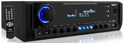 Pyle Home PT390AU 300-Watt Digital Home Stereo Receiver Syst
