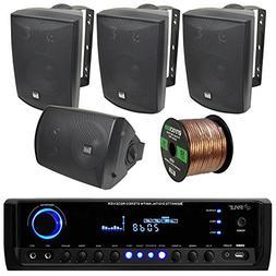Pyle PT390BTU Bluetooth Digital Home Theater 300-Watt Stereo
