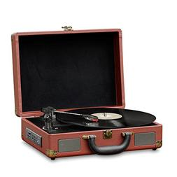 Bluetooth Compatible Classic Vintage Turntable - Retro Brief