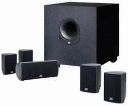 JBL SCS145.5 Home Cinema Speaker Package with Powered Subwoo