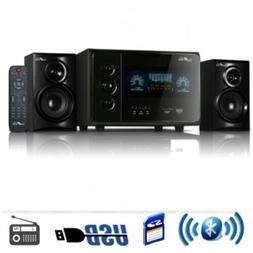 beFree Sound BFS45L 2.1 Channel Surround Sound Bluetooth Spe