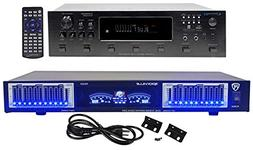 Technical Pro 6000 Watt  Speaker Home Theater 6-Zone Bluetoo