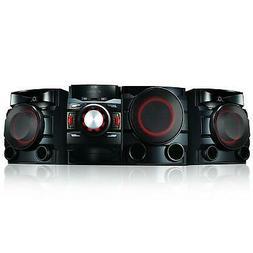 LG Stereo System Kit Home Theater Shelf Speakers Wireless St