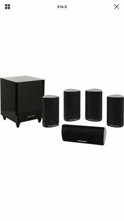 Harman Kardon Subwoofer Speaker System 5.1 Channel Surround