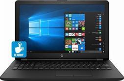 HP 15.6 inch HD Touchscreen Laptop PC, Intel Core i3-7100U D