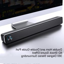 SADA V-195 <font><b>Home</b></font> Soundbar Computer Speake