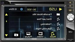 vx3528 6 2 double din bluetooth in