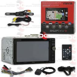 """JENSEN VX7528 6.2"""" TOUCHSCREEN DVD USB BLUETOOTH GPS STEREO"""
