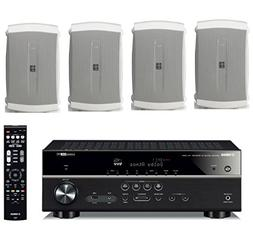 Yamaha 7.2-Channel Wireless Bluetooth 4K Network A/V Wi-Fi H
