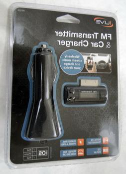 Ilive Wireless Digital Fm Transmitter IAF52B, Digital, LCD D