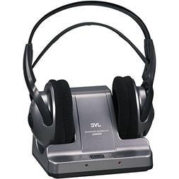 JVC 900MHZ Wireless Headphones - Black