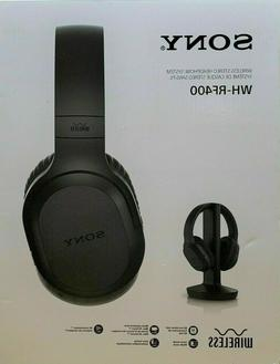 SONY Wireless Stereo Headphone System WH-RF400 TV/Home Theat